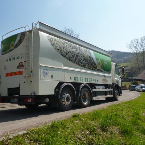 Chsoisir Alliance Énergies, c'est opter pour le meilleur des granulés de bois en Alsace