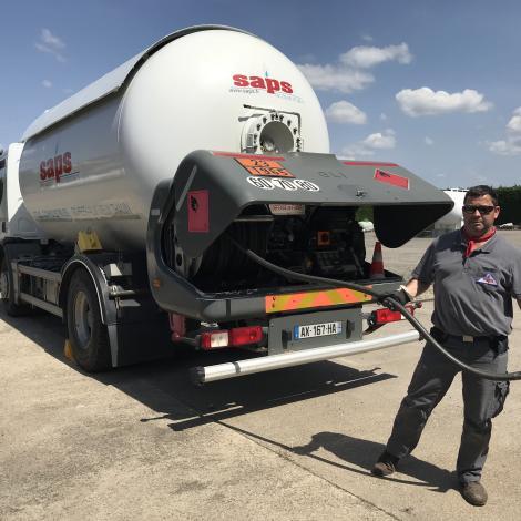 Livraison de gaz propane sur le secteur de Mulhouse