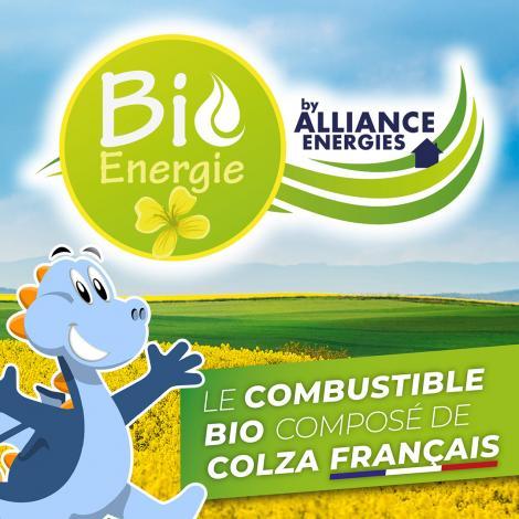 Découvrez notre biocombustible à base de colza cultivé en France