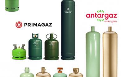 Découvrez notre grand choix de bouteilles de gaz propane de 6 à 35 kg